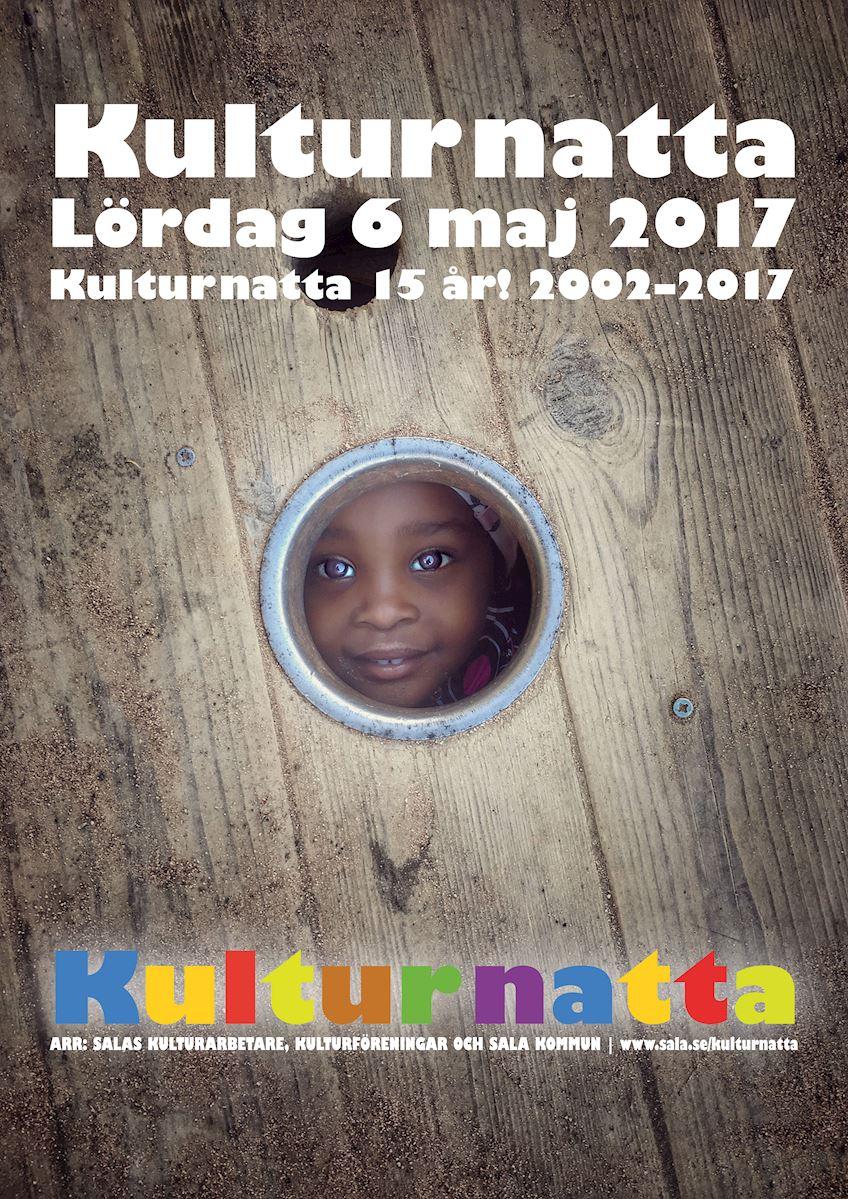 Kulturnattaaffisch 2017