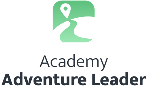 Logotyp: Academy Adventure Leader